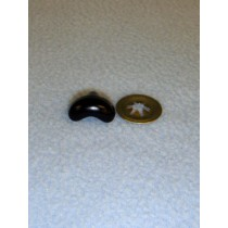 18mm Black Thick Nose_Eyebrow Pkg_10