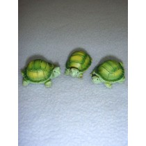 "1"" Miniature Turtles"