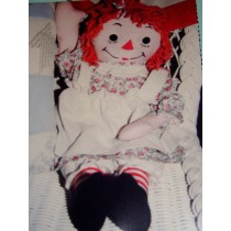 "|20"" George Ann Doll Pattern"