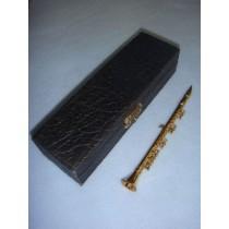 """ Instrument - Clarinet - 5 1_2"""" Brass"""