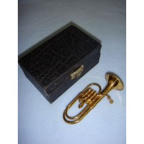 " Instrument - Baritone - 4"" Brass"