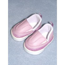 "2 3_4"" Lavender Sporty Clogs"
