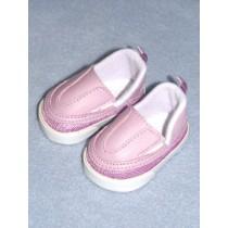 """Shoe - Sporty Clogs - 2 3_4"""" Lavender"""