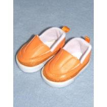 "Shoe - Sporty Clogs - 2 3_4"" Orange"