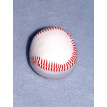 "2"" Soft Stuffed Baseball"