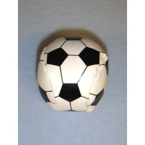 "2"" Soft Stuffed Soccer Ball"