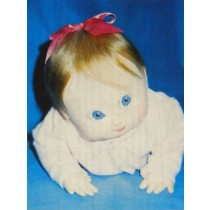 3-6 Month Baby Cloth Doll Pattern