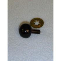 36mm Black Ball Noses - Pkg_50