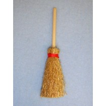 "3 1_2"" Miniature Straw Broom"