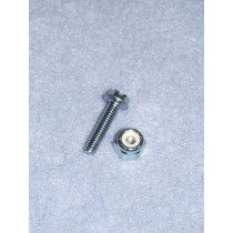 "3_4"" Bolt & Locknut  Pkg_50"