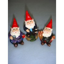 "3"" Gnome (Assorted)"