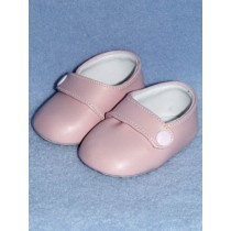 "3"" Lt Pink Baby's First Step Shoes"