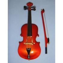 " Instrument - Violin - 10"" Wood"