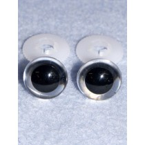 40mm Clear Animal Eyes - Pkg_2