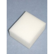 "4.5"" x 4"" Poly Foam - 2"" Thick"