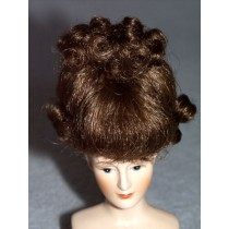 "4"" Lt Brown Mini Jamie Wig"