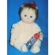 6-9 Month Baby Cloth Doll Pattern