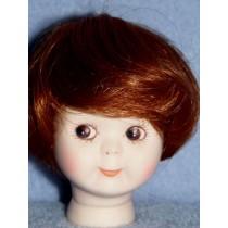 "6""-7"" Auburn Bebe_Baby Boy Wig"