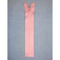 "6"" Pink Separator Zipper"