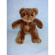 "6"" Plush Sitting Brown Bear"