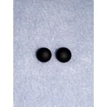 6mm Black Matte Finish Glass Eye Pkg_2