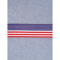 "7_8"" Flag Ribbon - 5 yd"