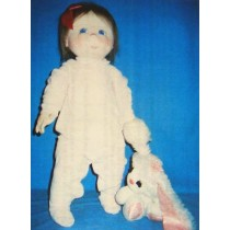 9-12 Month Baby Cloth Doll Pattern