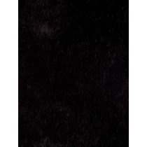 Acrylic Fur - Seal - Black