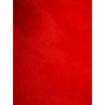 Acrylic Fur - Seal - Cherry Red