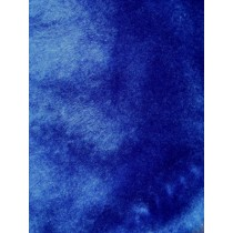 Acrylic Fur - Seal - Royal Blue