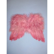 Angel Feather Wings - Rose