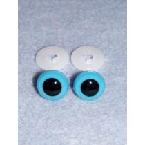 Animal Eye - 10mm Blue  Pkg_100