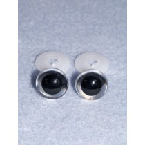 Animal Eye - 10mm Clear Pkg_100
