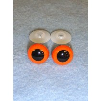 Animal Eye - 10mm Orange Pkg_100