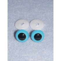 Animal Eye - 12mm Blue Pkg_100