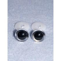 Animal Eye - 12mm Clear Pkg_100