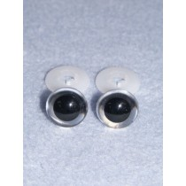 Animal Eye - 12mm Clear Pkg_6