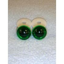 Animal Eye - 12mm New Green Pkg_100