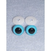 Animal Eye - 13.5mm Blue Pkg_100