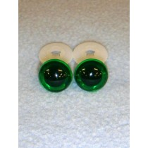 Animal Eye - 13.5mm New Green Pkg_100