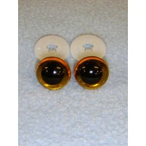 Animal Eye - 13.5mm New Yellow Pkg_100