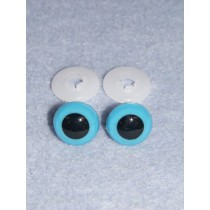 Animal Eye - 15mm Blue Pkg_50