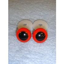 Animal Eye - 15mm Red Pkg_50