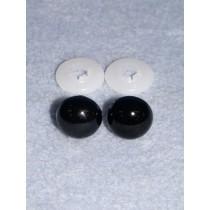Animal Eye - 16.5mm Black Pkg_50