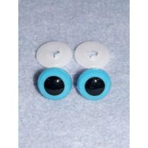 Animal Eye - 16.5mm Blue Pkg_50