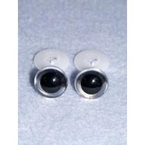 Animal Eye - 16.5mm Clear Pkg_50