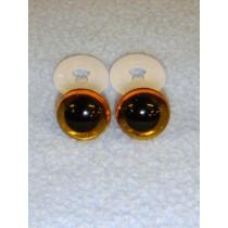 Animal Eye - 16.5mm New Yellow Pkg_50