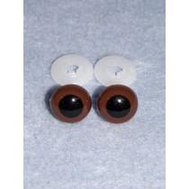 Animal Eye - 18mm Brown Pkg_50