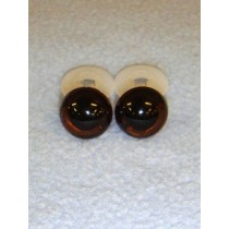 Animal Eye - 18mm New Light Brown Pkg_50