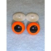 Animal Eye - 18mm Orange Pkg_50